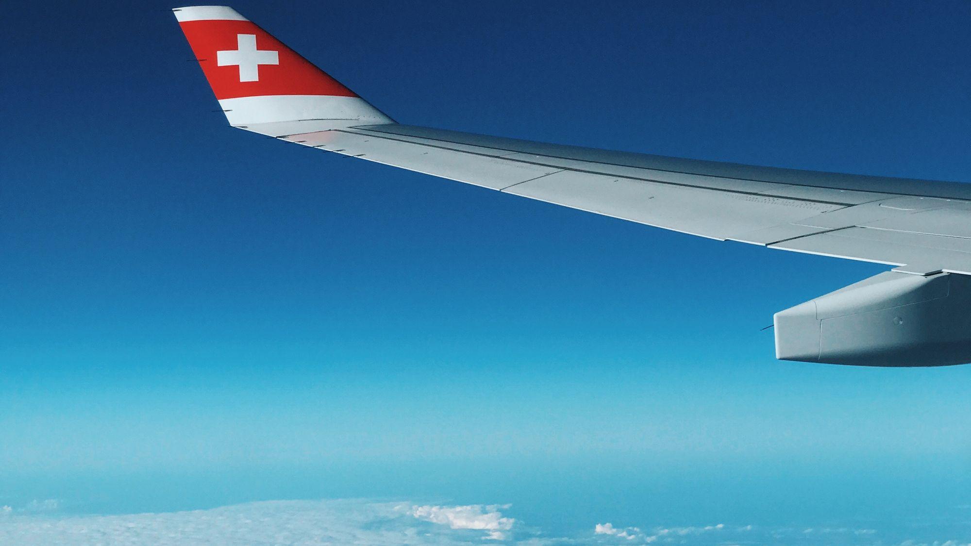 Swissness über den Wolken