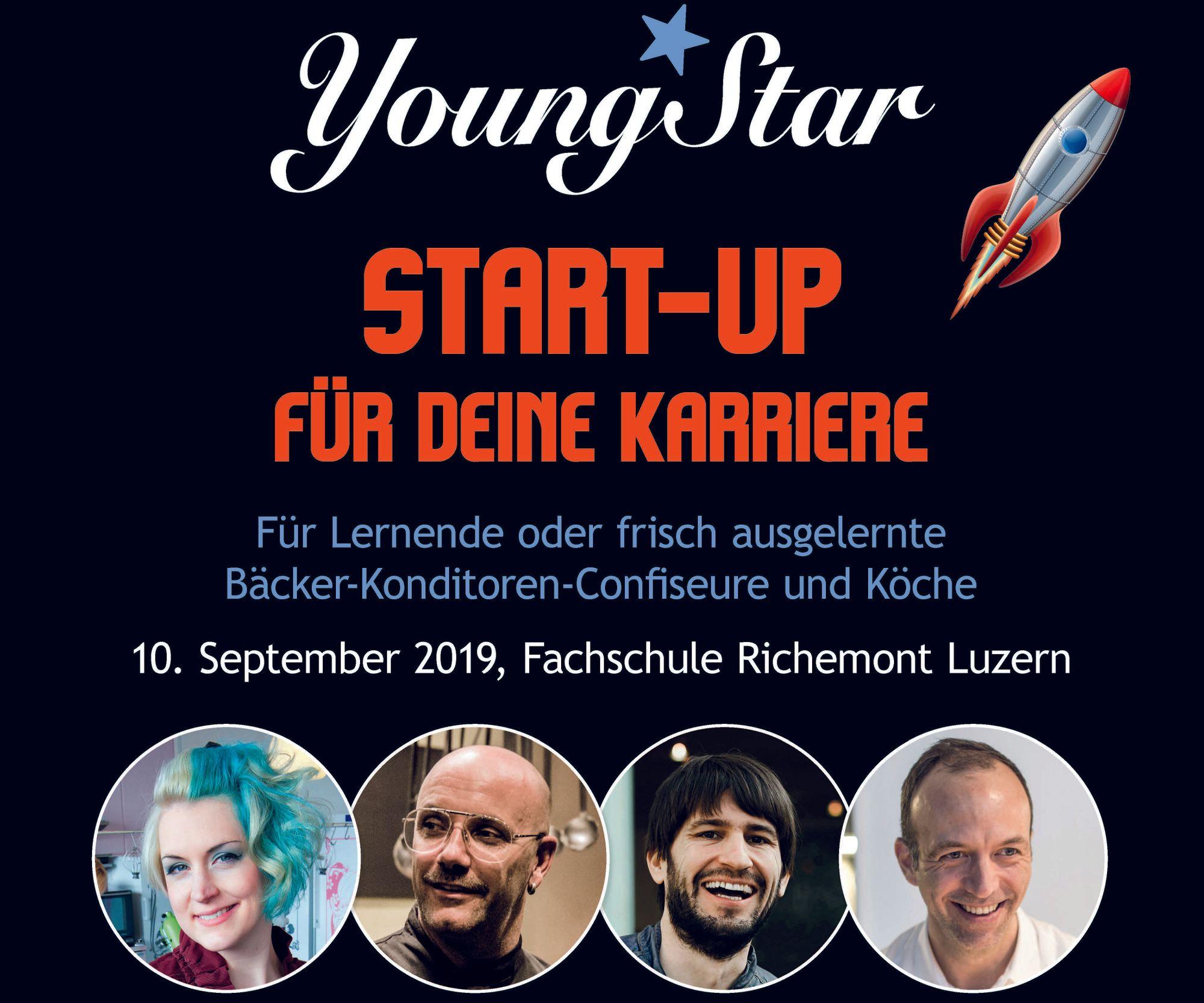 Young Star 2019 wieder mit hochkarätigen Experten