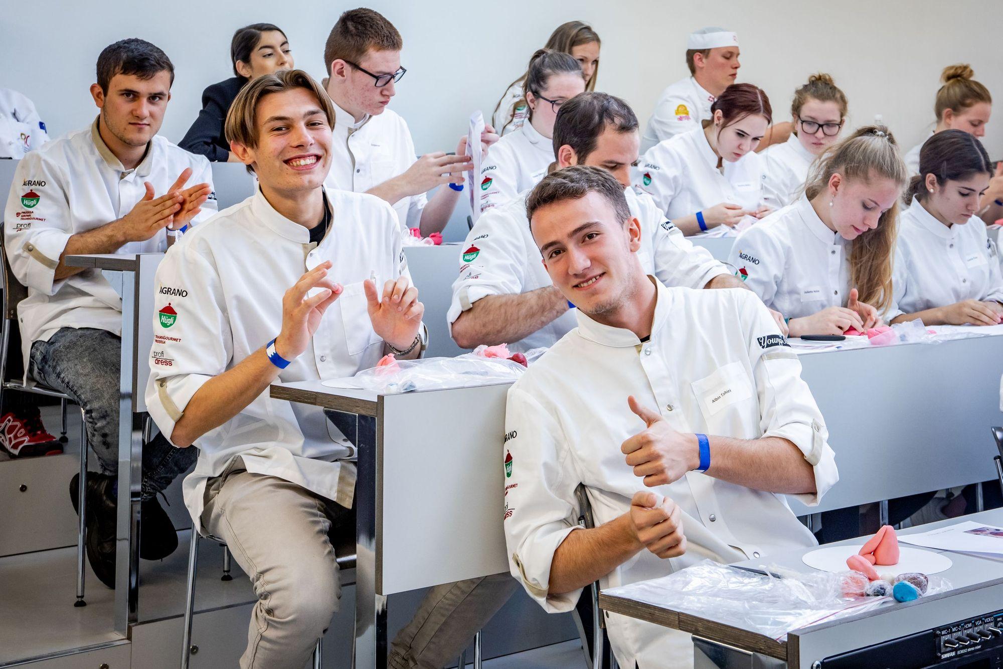 Inspiration und Wissensvermittlung am 6. Young Star Event in Luzern